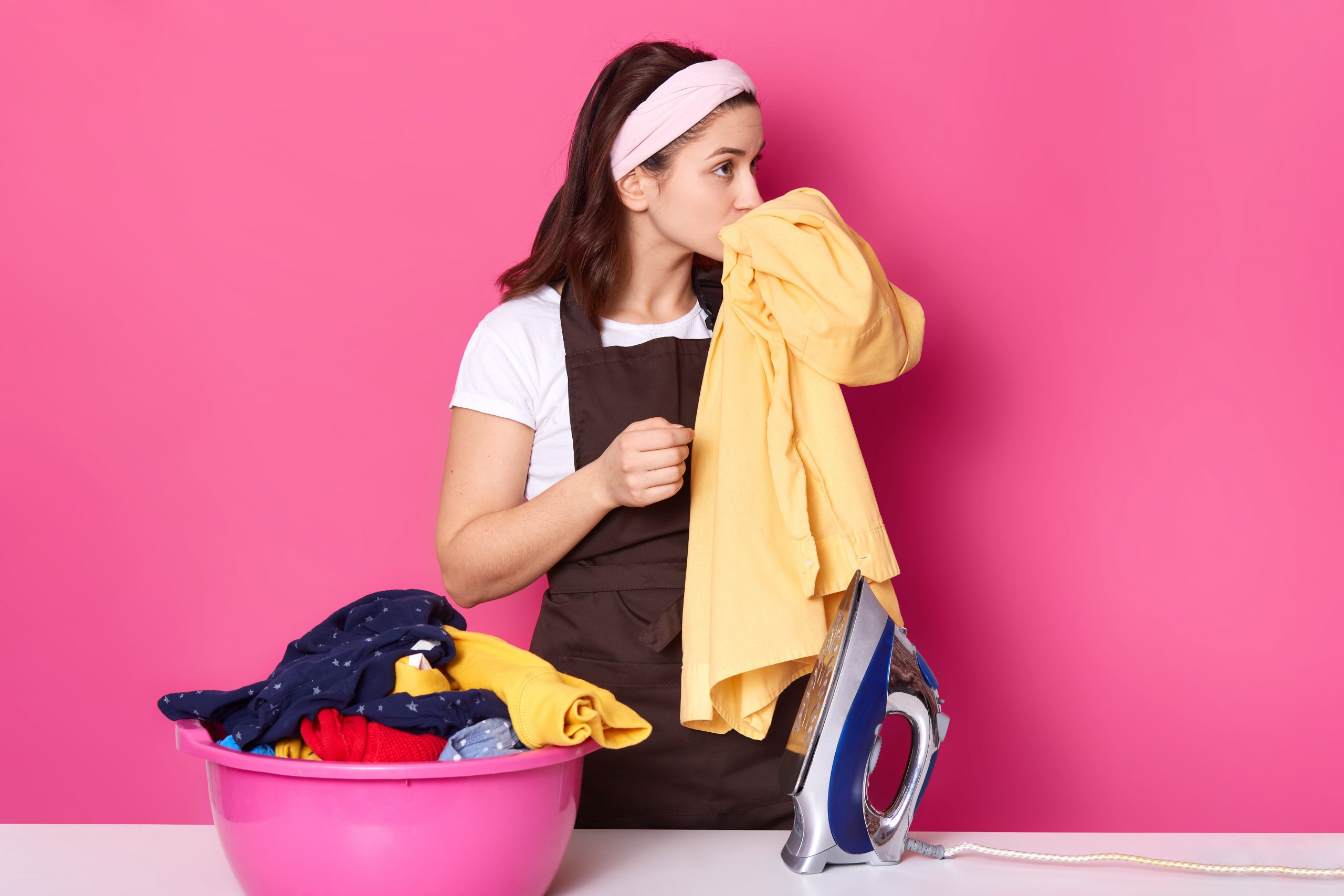 Does Dry Cleaning Remove Body Odour? | My Butler Service