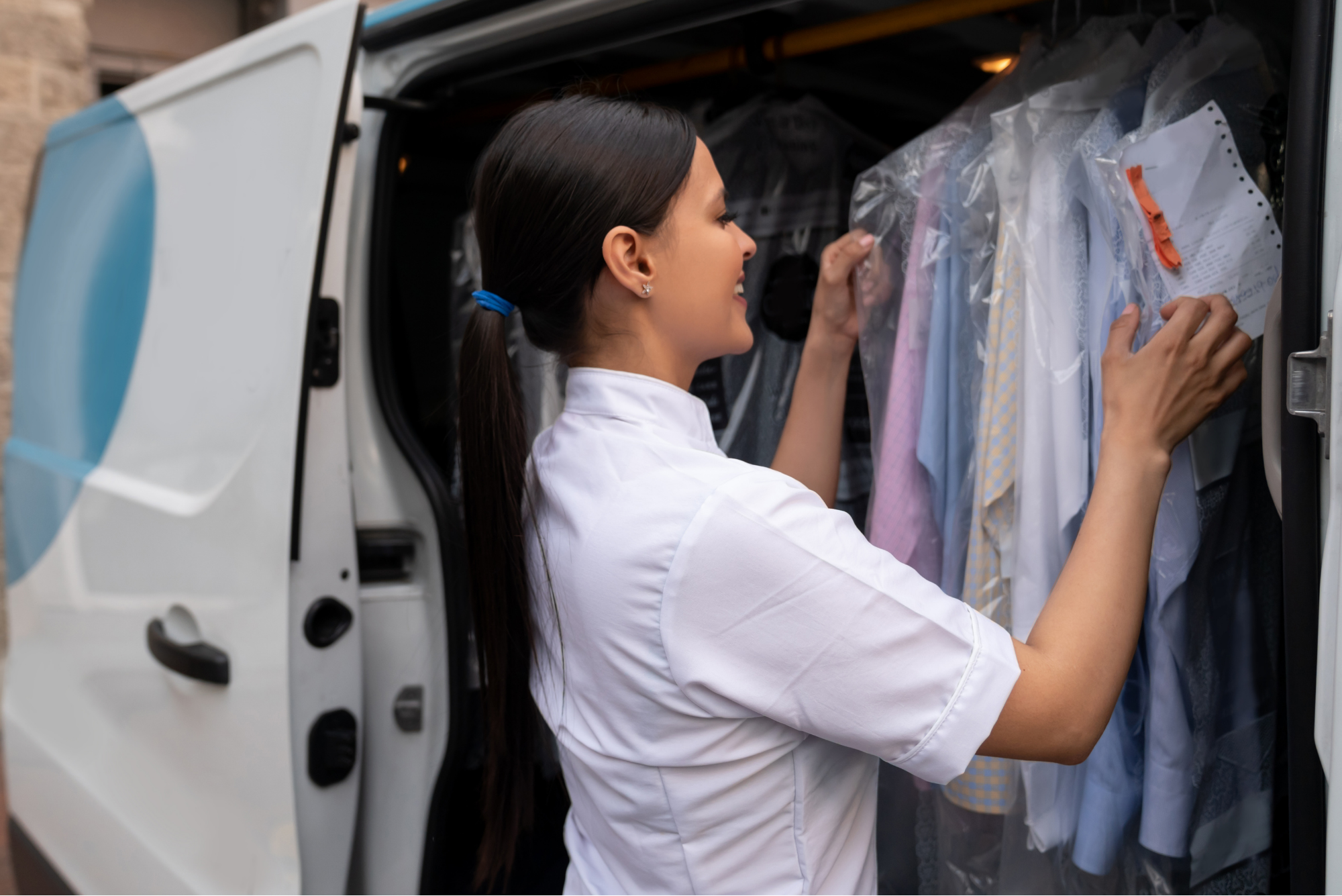 Why Use a Mobile Laundry Service | My Butler Service